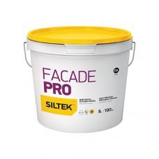 Фарба Siltek Facade Pro атмосферостійка довговічна. База FА (4,5 л)